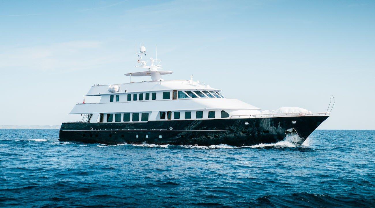 Motor yacht CHESELLA